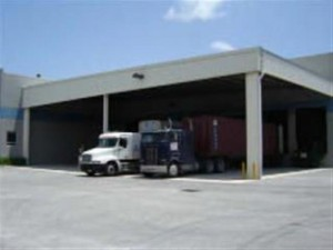 45k sf exterior loading docks