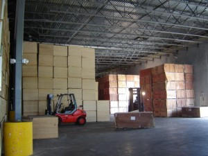 45k warehouse interior